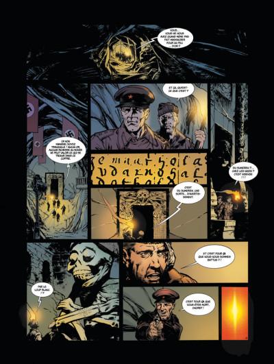 Page 1 Sanctuaire - Intégrale