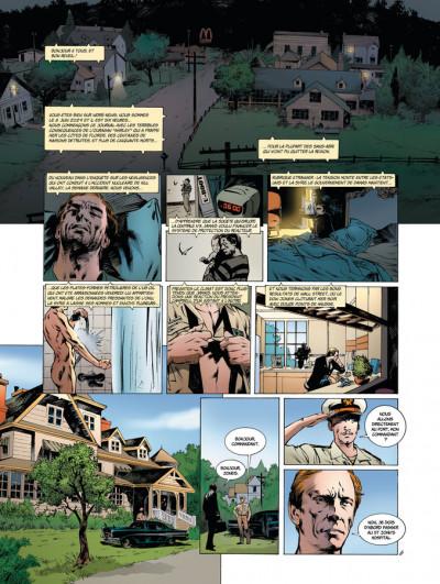 Page 4 Sanctuaire - Intégrale
