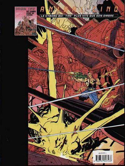 Page 4 anibal cinq tome 1 - dix femmes avant de mourir