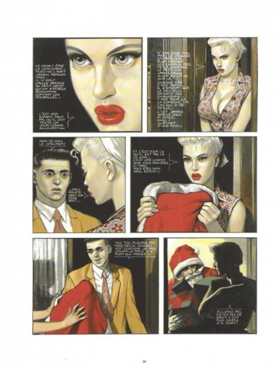 Page 1 Fripons tome 1 - Noëls fripons