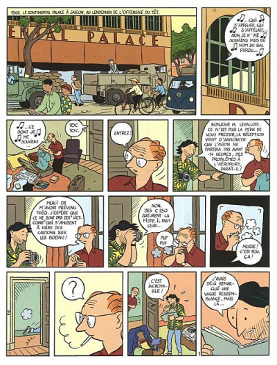 Page 1 victor levallois tome 1 - trafic en indochine