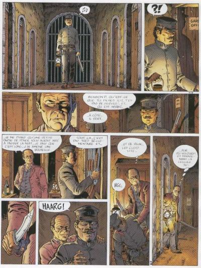 Page 1 Durango tome 9 - L'or de Duncan (éd. 1990)