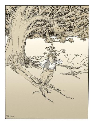 Page 6 le trésor de l'ombre ; édition luxe