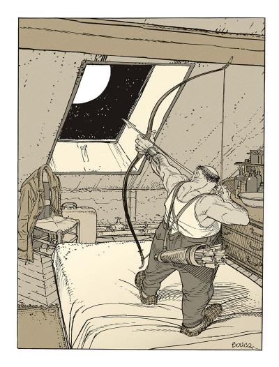 Page 8 le trésor de l'ombre ; édition luxe