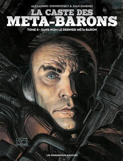 image de La Caste des Méta-Barons tome 8 - Sans-Nom, le dernier Méta-Baron (édition 2015)