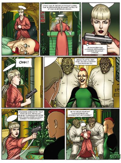 Page 4 Avant l'incal tome 5