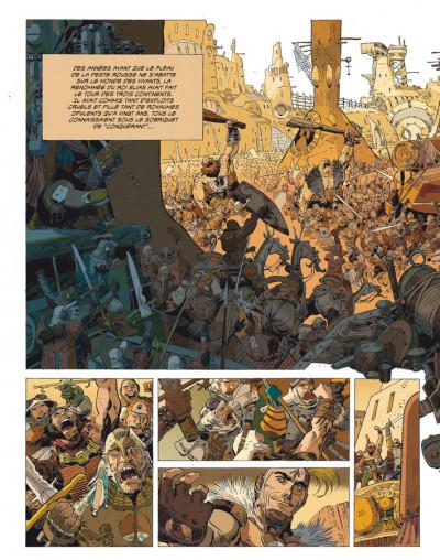 Page 1 Elias le maudit - Intégrale