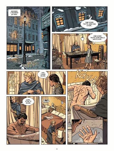 Page 3 Le vent des libertaires tome 1