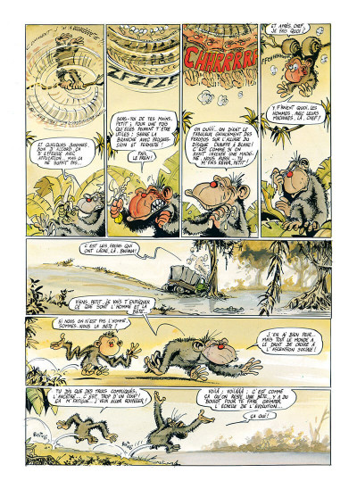 Page 3 Ni dieu ni bête tome 1 - élucubrations primales