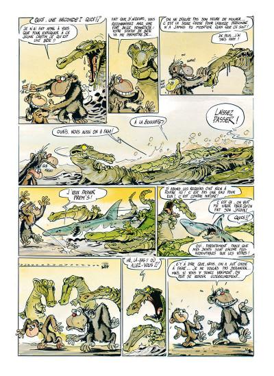 Page 5 Ni dieu ni bête tome 1 - élucubrations primales