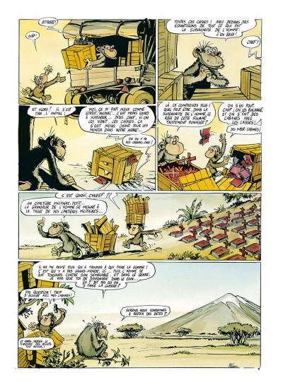 Page 7 Ni dieu ni bête tome 1 - élucubrations primales