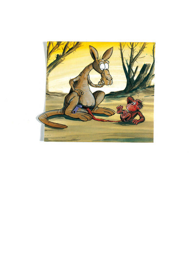 Page 8 Ni dieu ni bête tome 1 - élucubrations primales