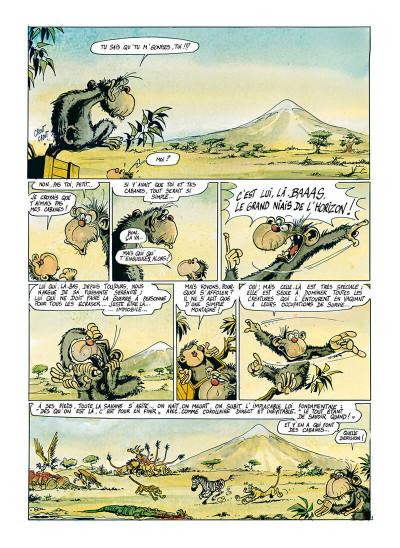 Page 9 Ni dieu ni bête tome 1 - élucubrations primales