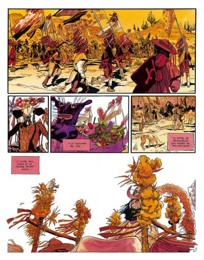 Page 5 juan solo tome 1 - fils de flingue