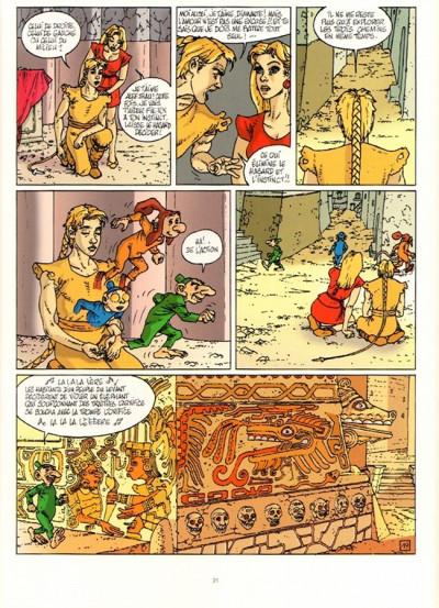Page 1 Les aventures d'Alef-Thau tome 8 - le triomphe du réveur
