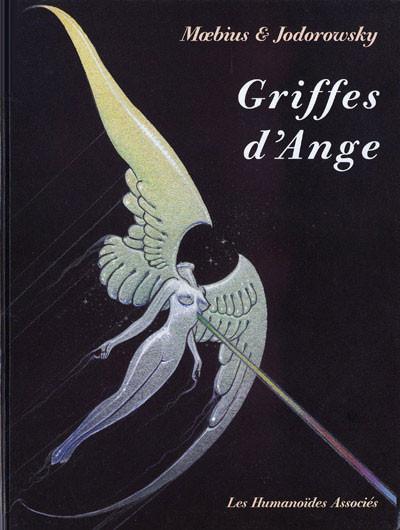 Couverture Griffes d'ange