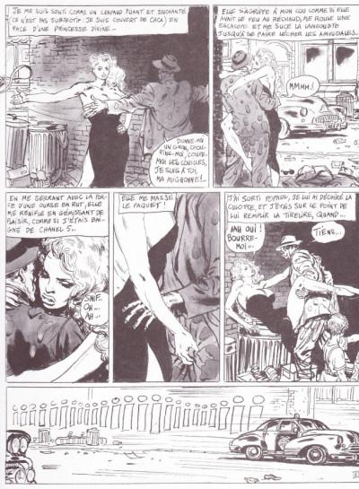 Page 1 Gilles hamesh - polar extrême tome 1