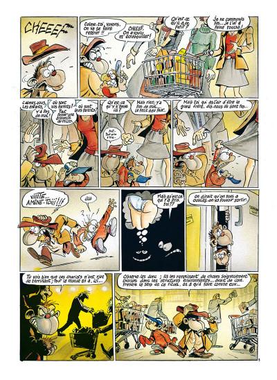 Page 5 Ni dieu ni bête tome 3 - sexe des anges et âme de la guenon