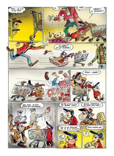 Page 6 Ni dieu ni bête tome 3 - sexe des anges et âme de la guenon
