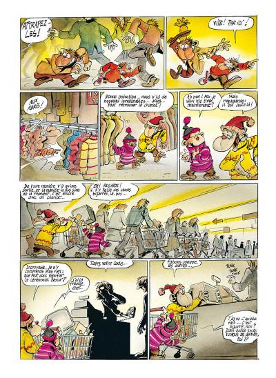 Page 8 Ni dieu ni bête tome 3 - sexe des anges et âme de la guenon