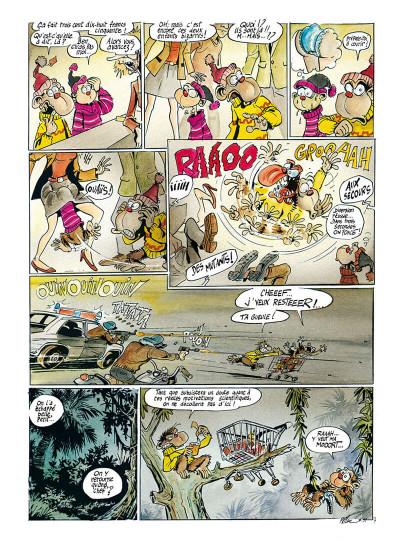 Page 9 Ni dieu ni bête tome 3 - sexe des anges et âme de la guenon