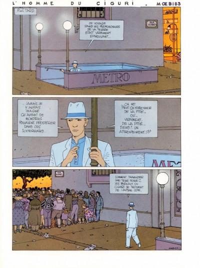 Page 1 Major Fatal tome 2 - l'homme du ciguri