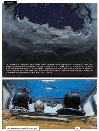 Page 1 Le sommeil du monstre tome 1