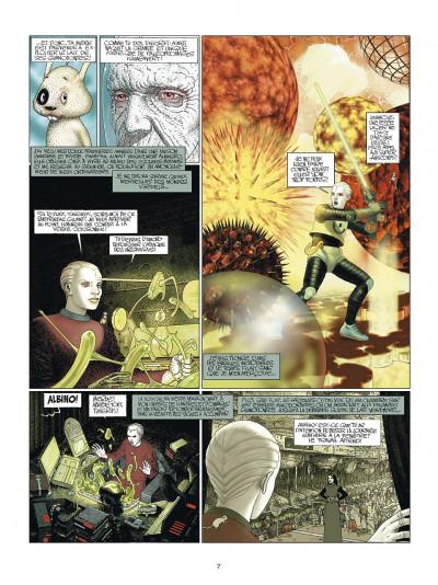 Page 8 les technopères tome 1 - la pré-école techno