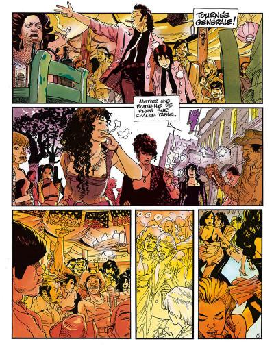 Page 4 juan solo tome 3 - la chair et la gale