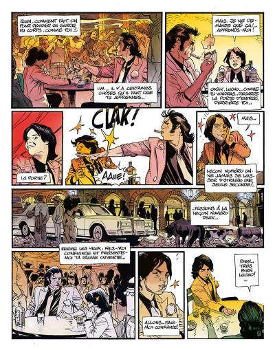 Page 5 juan solo tome 3 - la chair et la gale