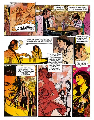 Page 6 juan solo tome 3 - la chair et la gale