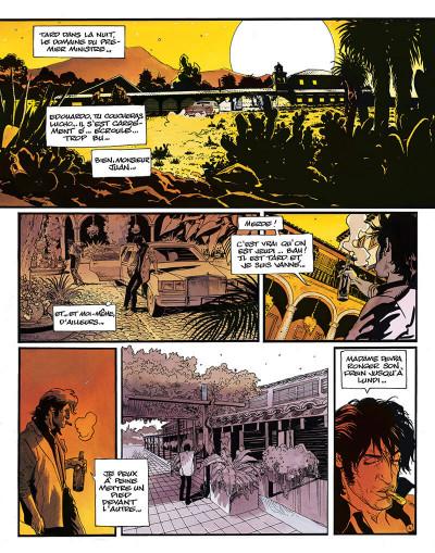 Page 7 juan solo tome 3 - la chair et la gale