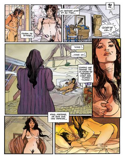 Page 8 juan solo tome 3 - la chair et la gale