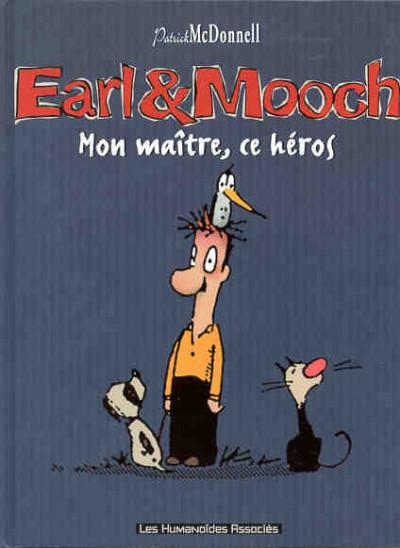 Couverture earl et mooch tome 2 - mon maître ce heros