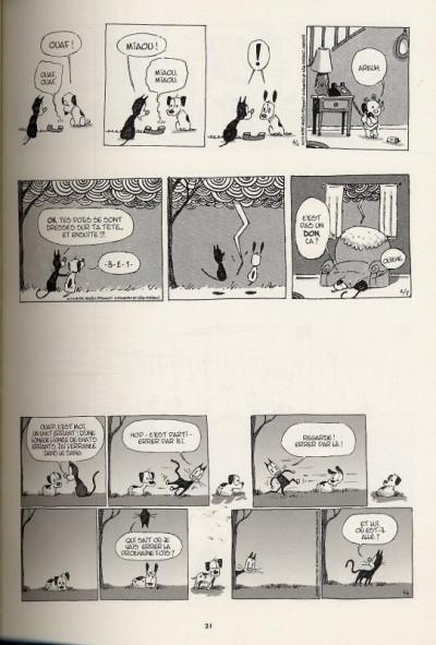 Page 1 earl et mooch tome 2 - mon maître ce heros
