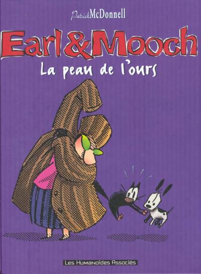 Couverture Earl et Mooch tome 3