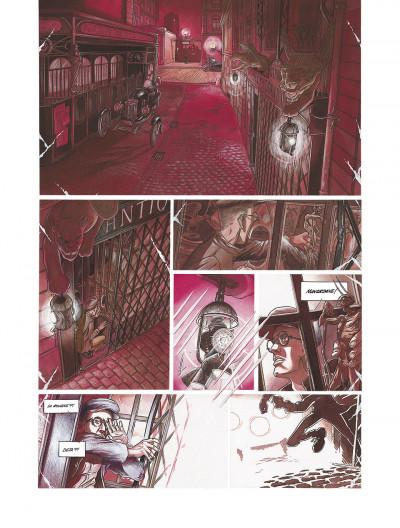 Page 1 le réseau bombyce tome 1 - papillons de nuit