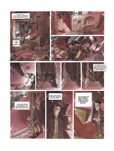Page 2 le réseau bombyce tome 1 - papillons de nuit