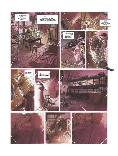 Page 3 le réseau bombyce tome 1 - papillons de nuit