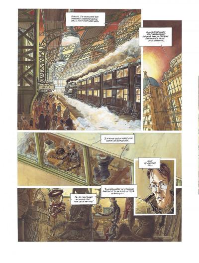 Page 4 le réseau bombyce tome 1 - papillons de nuit