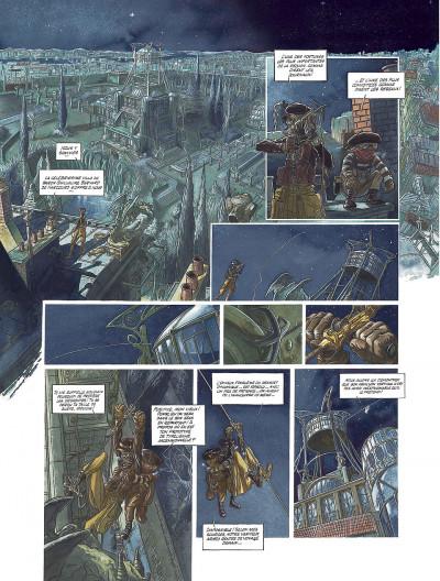 Page 6 le réseau bombyce tome 1 - papillons de nuit