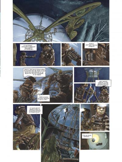 Page 7 le réseau bombyce tome 1 - papillons de nuit