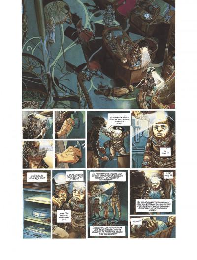 Page 8 le réseau bombyce tome 1 - papillons de nuit