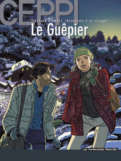 Couverture Stéphane Clément tome 1 - le guêpier