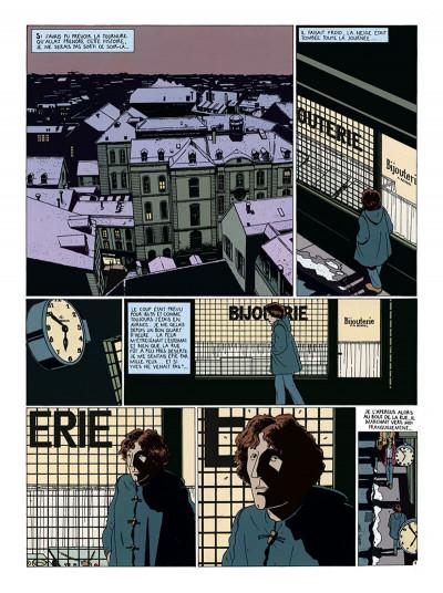 Page 2 Stéphane Clément tome 1 - le guêpier