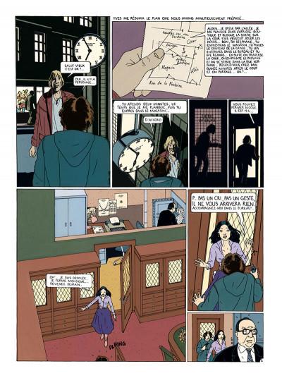 Page 3 Stéphane Clément tome 1 - le guêpier