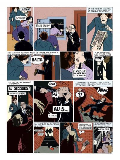 Page 4 Stéphane Clément tome 1 - le guêpier