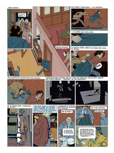 Page 5 Stéphane Clément tome 1 - le guêpier