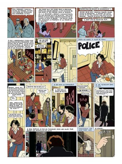 Page 6 Stéphane Clément tome 1 - le guêpier
