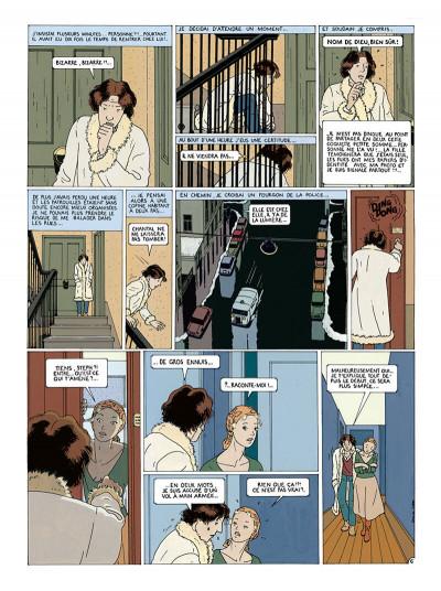 Page 7 Stéphane Clément tome 1 - le guêpier